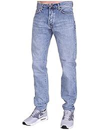 Carhartt WIP Klondike Pant Edgewood Blue True Bleached