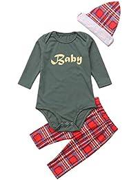 Pajamas de Navidad a juego para niños y adultos, conjunto de pijama de Navidad para