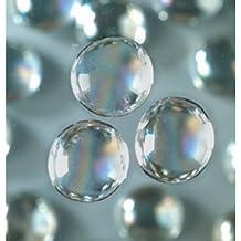 MosaixPro 18–20mm 100G (pepitas de cristal iridiscente, Crystal CLARO