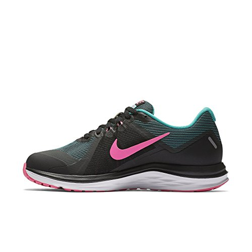 Nike 819318-010, Sneakers trail-running femme Noir