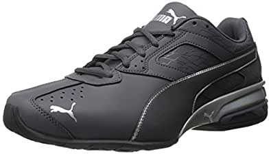 PUMA Men's Tazon 6 Fracture Cross-Training Shoe, Periscope/Silver, 11 M US