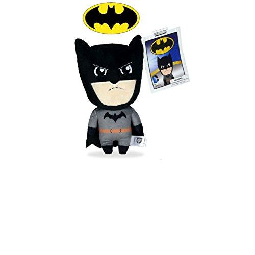 Kidrobot Plüsch Spielzeug DC Phunny–Modernes Batman–20,3cm (Batman-spielzeug-plüsch)