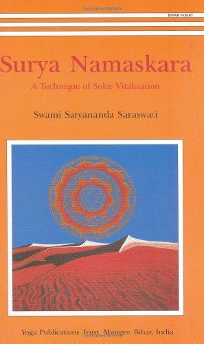 Surya Namaskar por Satyananda Saraswati