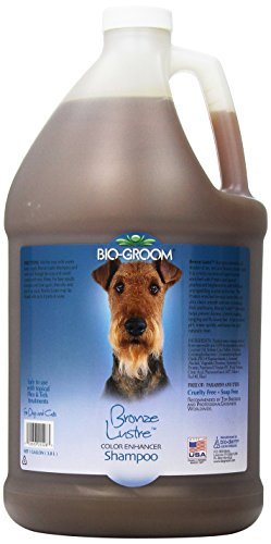 Bio Groom Bronze Lustre Enhancer Pet Shampoo, Dispersionsfarbe für Beton -