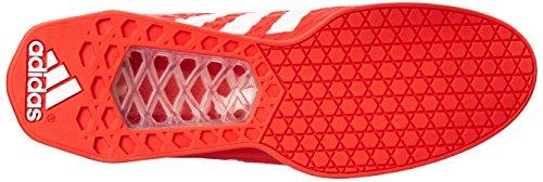 adidas, Scarpe da Trail Running uomo Rot/weiß/Infrarot