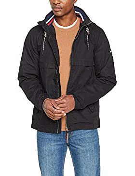 Tommy_Jeans TJM Essential Anorak, Chaqueta para Hombre