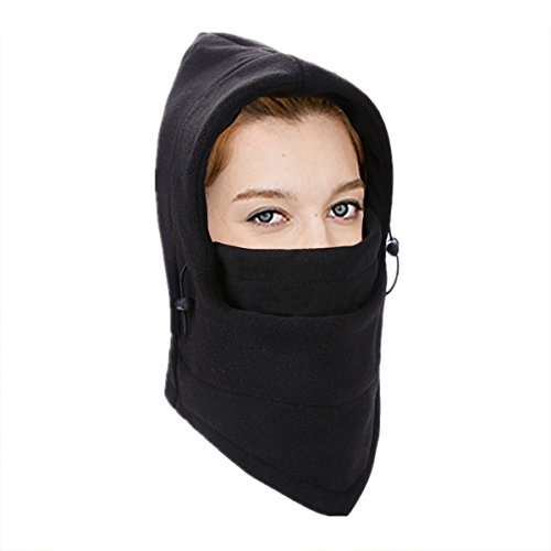 Winter Thermal Fleece Balaclava Hood Hat Ski Bike Windstopper Face Mask Neck Warmer Motorcycle Helmet Cap