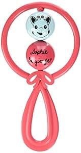 Vulli - Fresh Touch - Sophie la Girafe - Hochet 2 Boules - Coloris Aléatoire