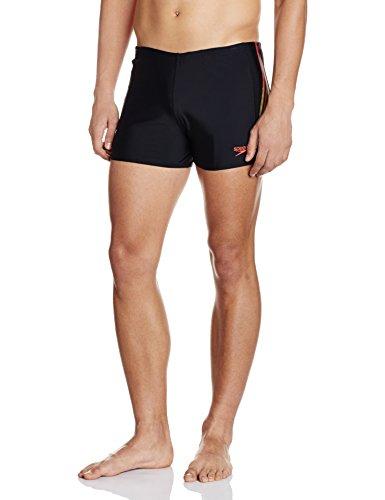 Speedo Male Swimwear Placement Panel Aquashort