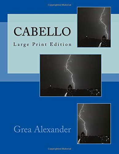 cabello-large-print-edition-volume-1