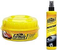 Formula 1 Paste Wax & Protectant Combo