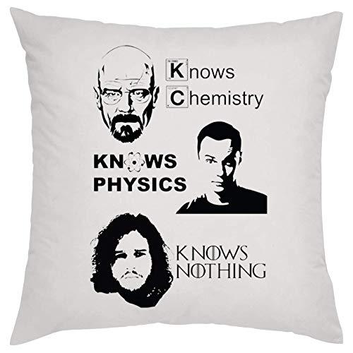 KRISSY Krissy3230128-Pillow-White-DDRT