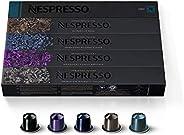 50 Nespresso Coffee Capsule Mixed Flavours (10 X INDIA,10 X KAZAAR, 10 X RISTRETTO, X 10 ARPEGGIO, 10 X ROMA)