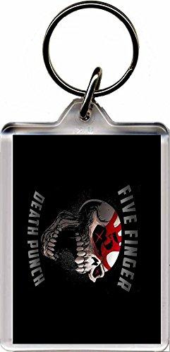 5FDP - Five Finger Death Punch Portachiavi C