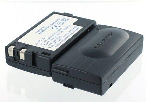Mobilotec Akku kompatibel mit Canon BP-711 Camcorder Kamera Ersatzakku Bp-711 Camcorder