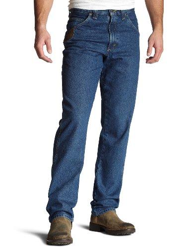 Wrangler Riggs Workwear Herren Jeanshose Big & Tall Relaxed Fit - blau - 50W / 30L -