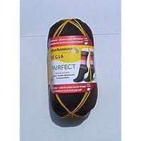 100G Regia Pairfect color 4capas lana para tejer calcetines 7111