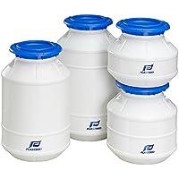 15 Botella de agua hermética 250 Plastimo x 440 mm Talla:15 L