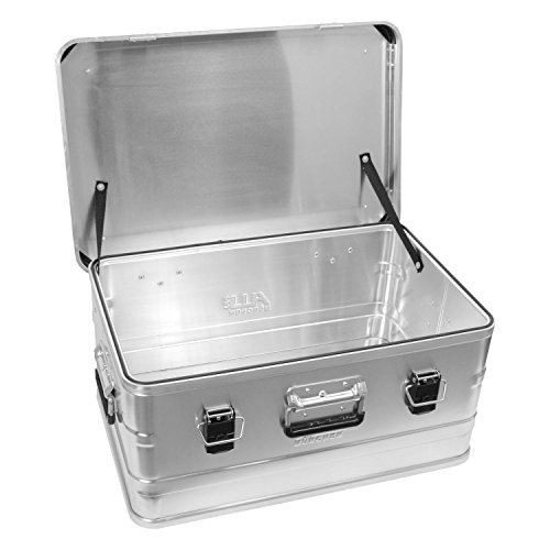 Alutec 0007673620047 - Caja de aluminio
