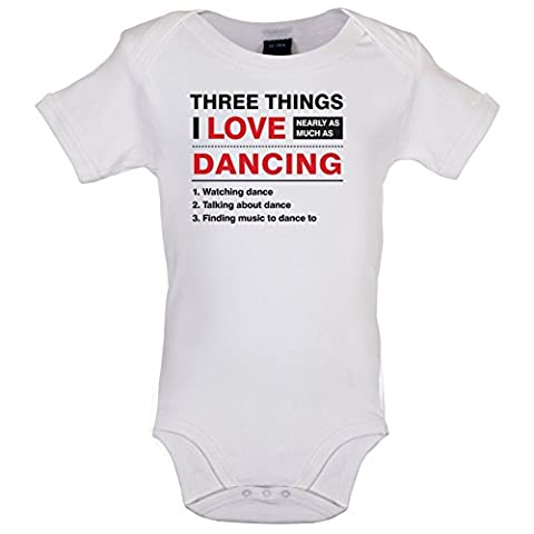 Three Things I Love Nearly As Much As Dancing -