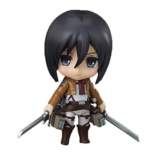 Memory meteor Angriff auf Titanfigur Mikasa Ackerman Ichiban Kuji-Jiyuu e no Shingeki-Figur (Mikasa Figur)