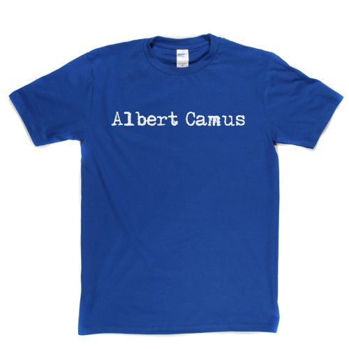 albert-camus-t-shirt-royalblue-white-xlarge