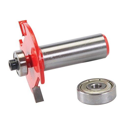 Preisvergleich Produktbild Silverline 633598 1/2-Zoll-Flachdübelfräser Nr. 10 u. 20