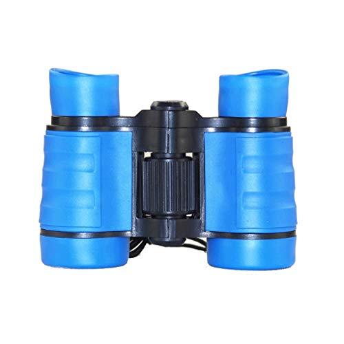 DJ Home Hochleistungs-Kinder-Augenschutzfernglas Optische Linse Blauer Film HD Wasserdichtes Vogelbeobachtungs-Reisefernglas