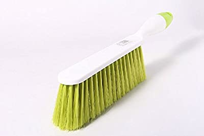 TankerStreet Soft Bristle Cleaning Brush Desk Table Sofa Duster Clothes Bed Sheet Particles Hair Remover - Green - inexpensive UK light shop.