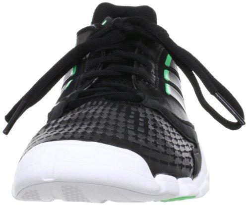 adidas Performance Adipure Trainer 360 Q20502 Herren Laufschuhe Schwarz (Black 1 / Black 1 / Green Zest S13)