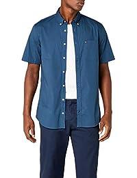 b7658f61 Amazon.co.uk: Tommy Hilfiger - Shirts / Tops, T-Shirts & Shirts ...