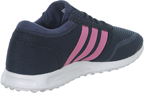 Chaussures Adidas Los Angeles À Dessus Bas, Pink Blue Girls