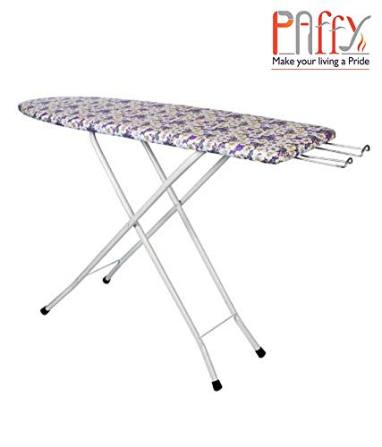 PAffy Folding Ironing Board/Table - Wooden (122 X 47 cm)