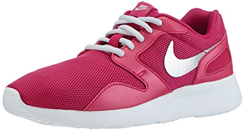 Nike - Kaishi, Sneakers da donna Fireberry/Metallic Platinum/White