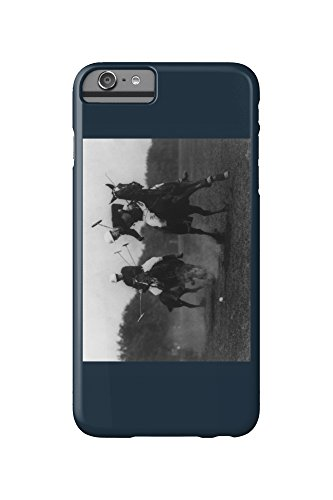 war-department-polo-association-match-photograph-iphone-6-plus-cell-phone-case-slim-barely-there
