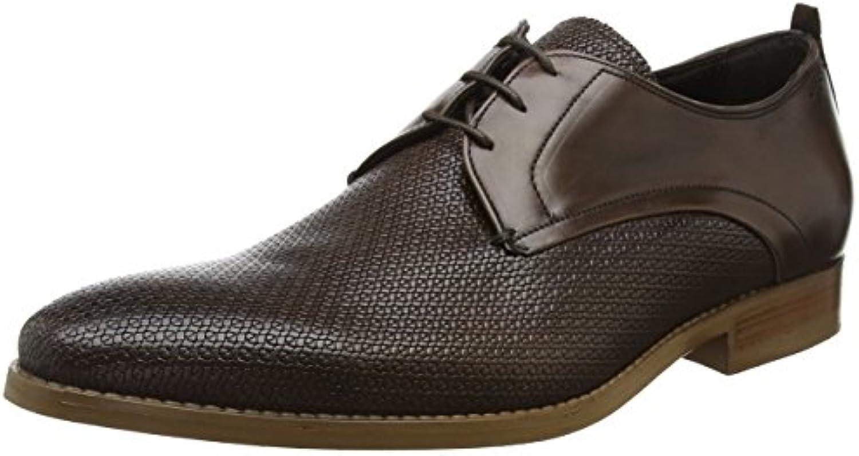 Bertie Professor, Zapatos de Cordones Derby para Hombre -