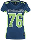 NFL Seattle Seahawks T-Shirt Navy S