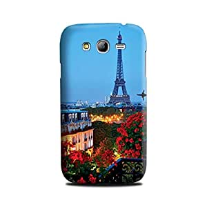 Yashas High Quality Designer Printed Case & Cover for Samsung Galaxy Grand Duas (Eiffel Tower)