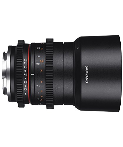 Great Buy for Samyang 50 mm T1.3 VCSC Lens for Fuji X Camera Special
