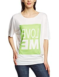 Compagnia Italiana - Camiseta de manga corta para mujer