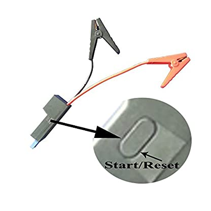 Intelligent Safety Jump Starter Cable Replacement for 16800 38000 45000 maH Jump Start Battery