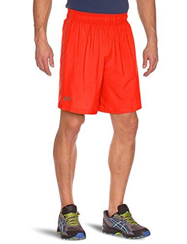 Under Armour Herren Shorts Mirage, bolt orange, SM, 1240128-838 (Slim Apparel American)