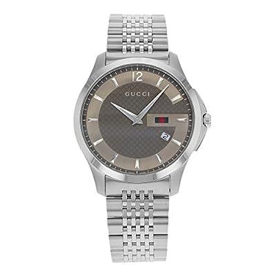 Gucci G-Timeless 126.3 YA126310 Stainless Steel Quartz Men's Watch