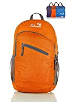 Outlander 2212 33L lightweight Travel Gear Packable Daypack-Orange