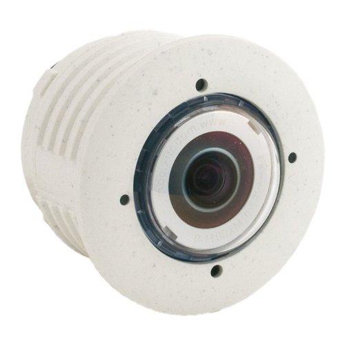 Mobotix MX-SM-N12-PW Dual Flexmount Kamera Sensorkopf Videoüberwachungssystem schwarz/weiß Mobotix Dual Lens