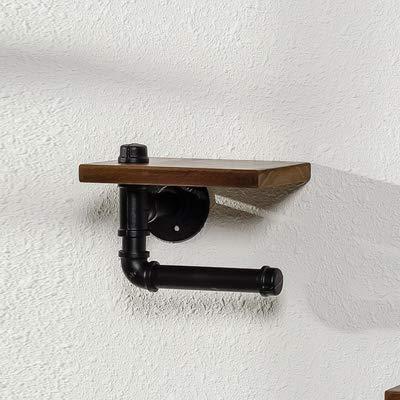 zzyuanwei Küchenrollenhalter Goldene Toilettenpapierrolle Papierständer Toilettenpapier Handtuchhalter Handy Papierständer Toilettenpapierkarton frei von Stanzen -