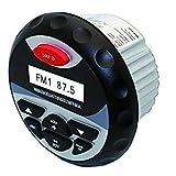 Herdio stéréo Bluetooth étanche radio FM AM récepteur Marine Système de son audio USB MP3Lecteur de musique auxiliaire RCA pour bateau Spa UTV ATV de voiture de moto