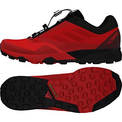 Adidas Terrex Trailmaker, Zapatillas de Trail Running para Hombre, Negro Roalre/Negbas 000, 42 EU