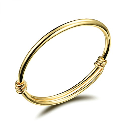 adisaer-kupfer-armband-herren-gold-einfach-design-einstellbar-armreifen-verlobung