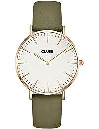 Cluse Reloj Analógico para Mujer – CL18023